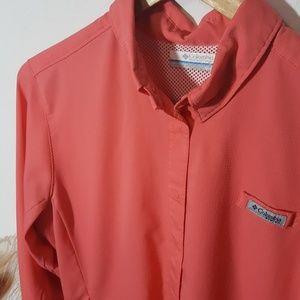 Columbia Omi-Shade PFG Long Sleeve Shirt